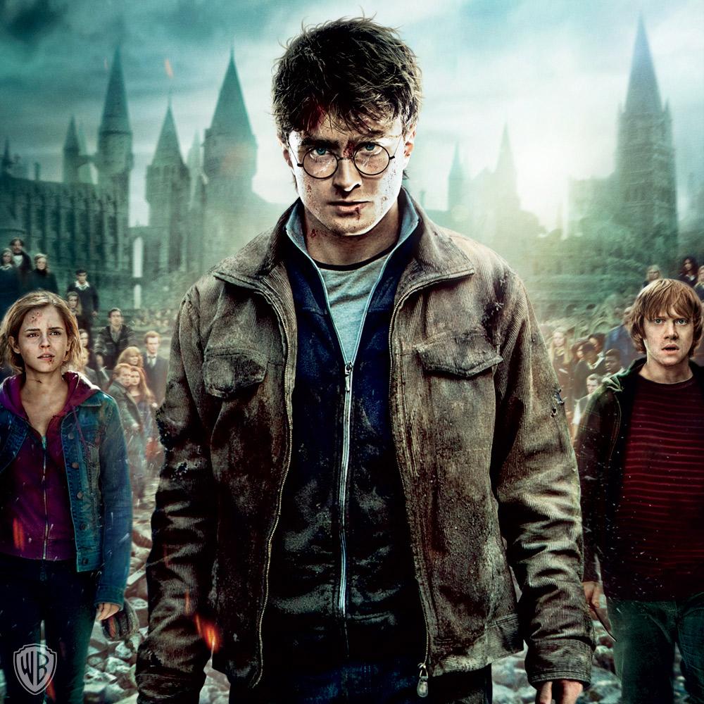 Harry Potter photo courtesy of Warner Bros